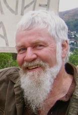 David Schooley is the founder of San Bruno Mountain Watch  Photo SBMW