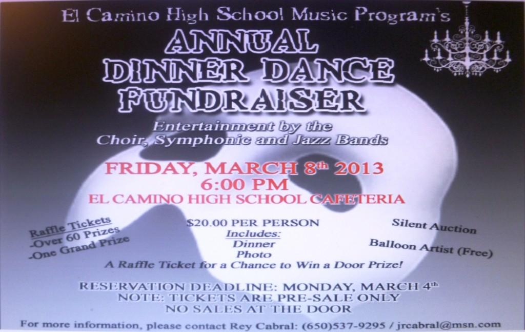 ECH Dinner Dance Fundraiser