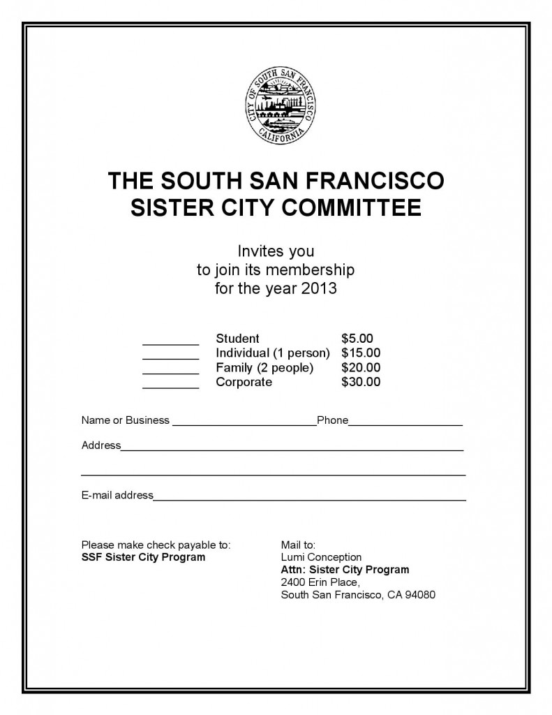 2013 Sister City Membership Application-page-001(1)
