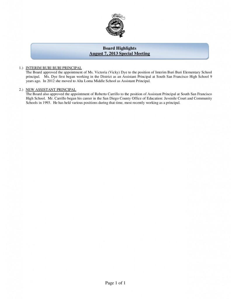 SSFUSD 8-7-13 Board highlights-page-001