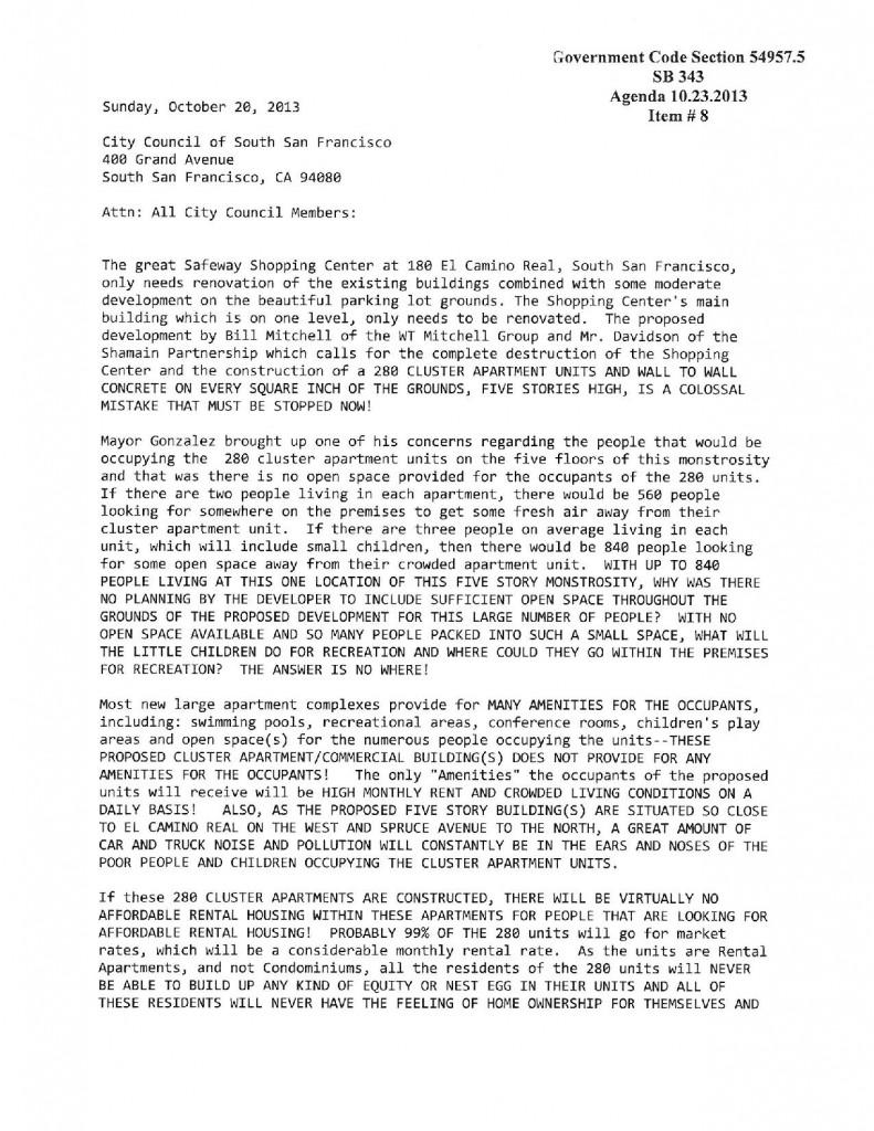 10.20.2013 Ltr against project Aronovsky-page-001
