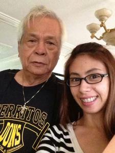 Jose Bato and  Marilyn Manalaysay
