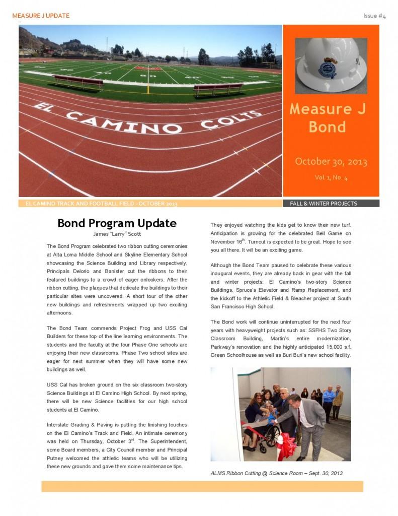 MEASURE J BOND NEWSLETTER - #4-page-001