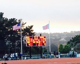 And South City WINS THE BELL! Photo: Angie Granera