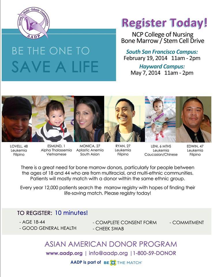 asain american donor program ncp 2.2014