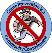 community commitment to no crime Grand Island art work