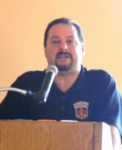 Bill Stridbeck SSF Commissioner Jr Giants