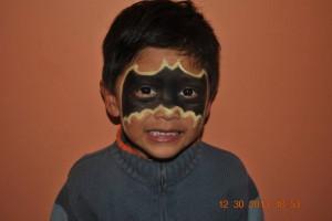 silly izzy batman