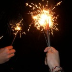 All fireworks are illegal in SSF, including Sparklers