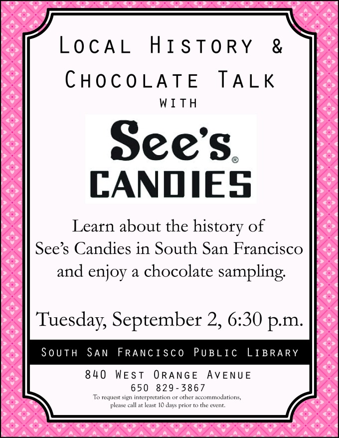 Sees Candies SSF Library 9.2014