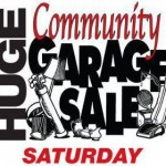 SSF City Wide Garage Sale SATURDAY SEPT 12th