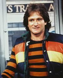 His wide eye innocence in his character Mork was enjoyed by a generation