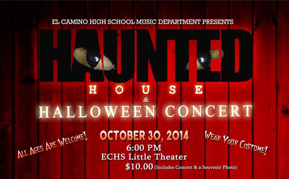 halloween concert ech 2014