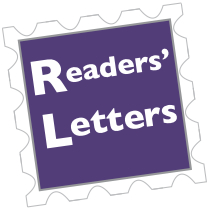 readers letters