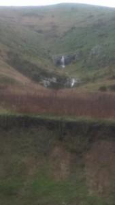 SBM waterfall above Dolores Way  Photo: Keri Stark