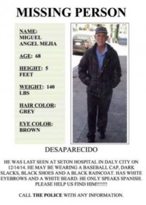 missing senior out of DC 12.2014