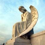 holy cross angel