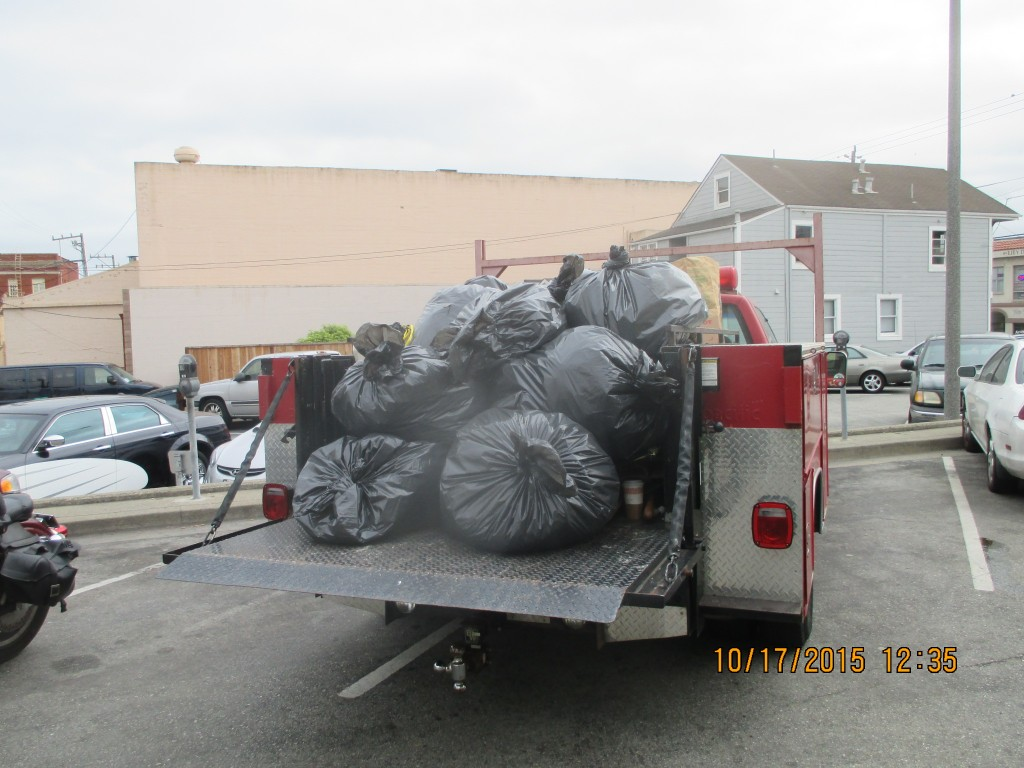 10.17.2015 truck with garbage