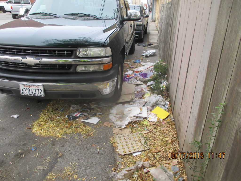 10.17.2015 vehicles debri