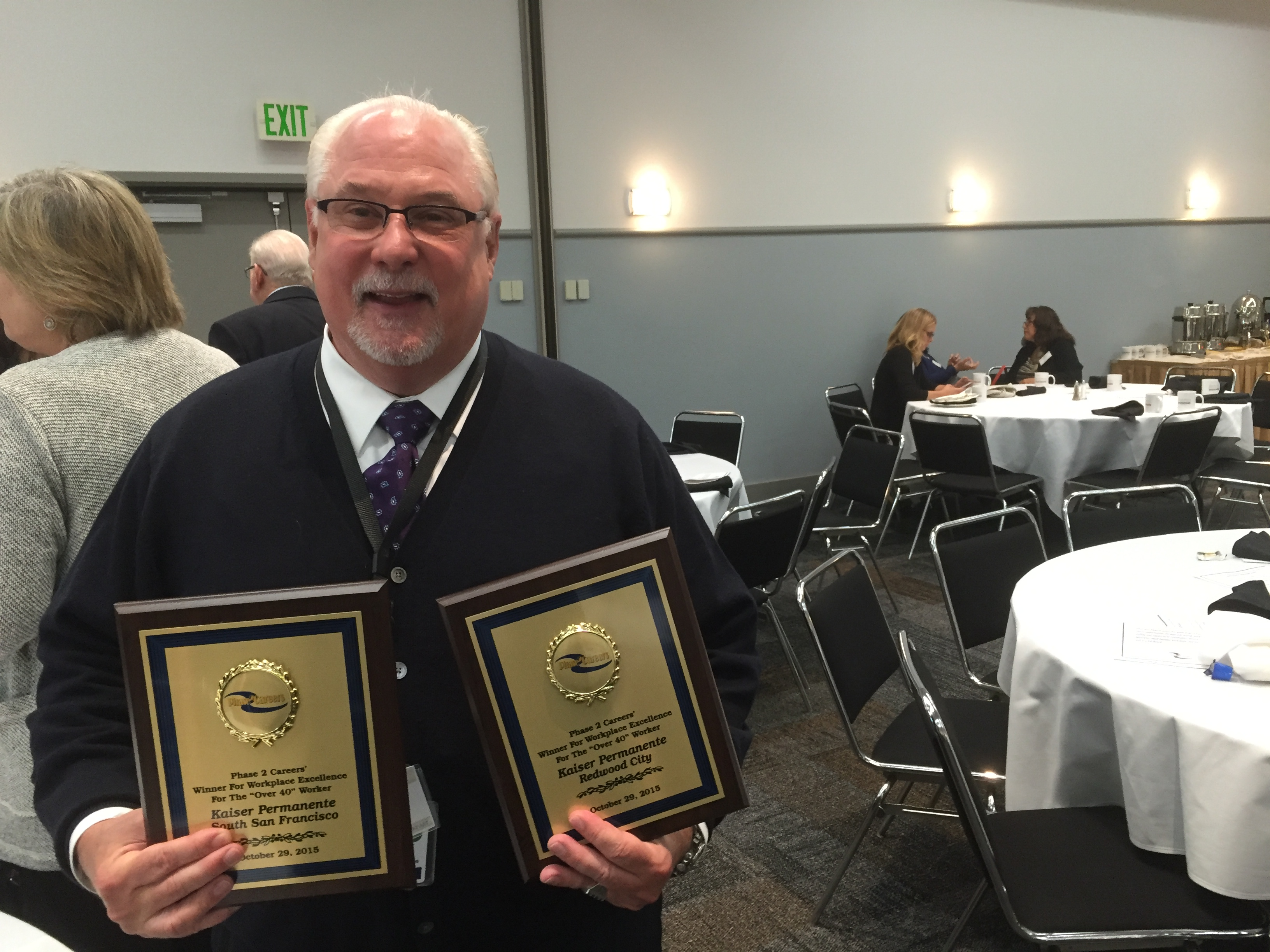 Kaiser Permanente Honored For Recruiting Workers Over Age