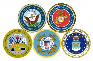 5 seals of military
