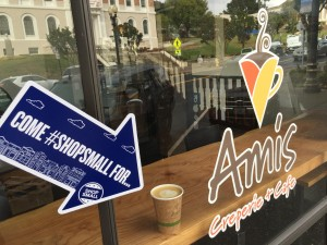 Crepes & other specialties at AMIS will get a 15% discount on SBS - This is a MUST VISIT!