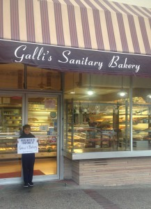Galli's Bakery... do we really need to say more?