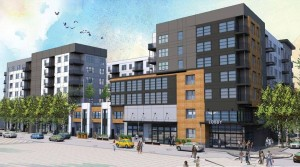 This development will be located at 216 Miller Ave, 405 Cypress Ave, and 309-421 Airport Blvd (odd numbers)