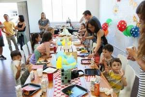 the coop kids party