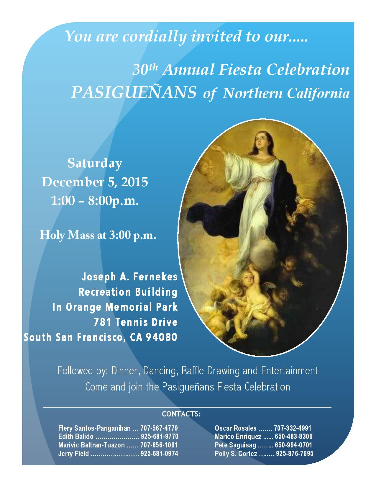 2015 Pasigueñans 30th Annual Fiesta-page-001