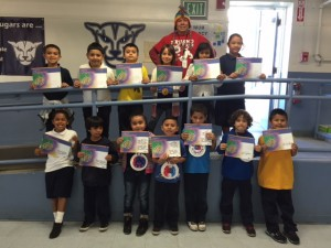 Spruce Cougar Kids 11.2015 2
