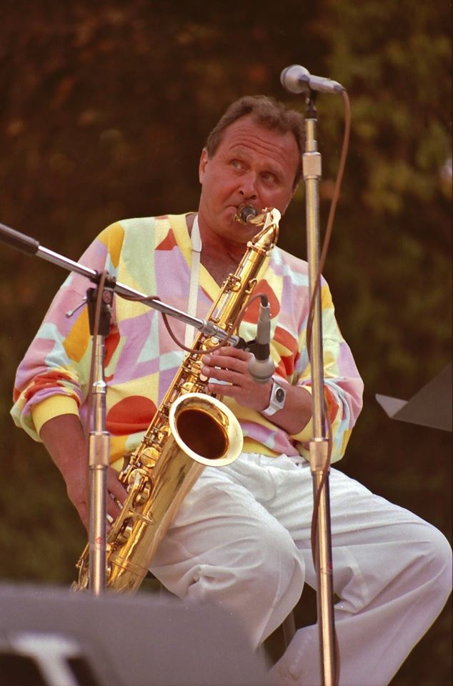 Stan Getz Photo: Vinny Vance