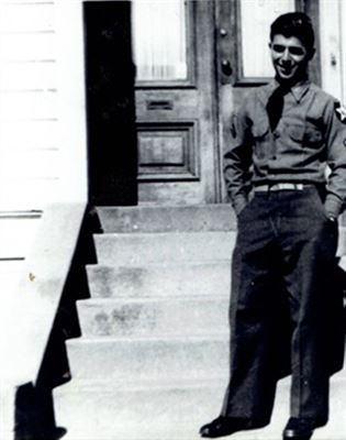 Cpl. Robert P. Graham (Photo by Graham Family)