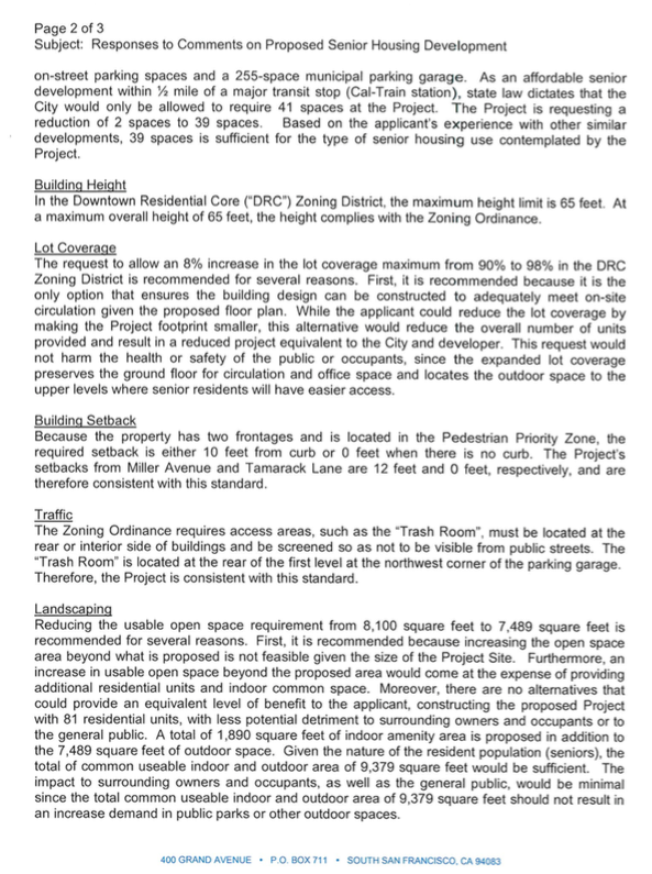rotary Planning response pg 2