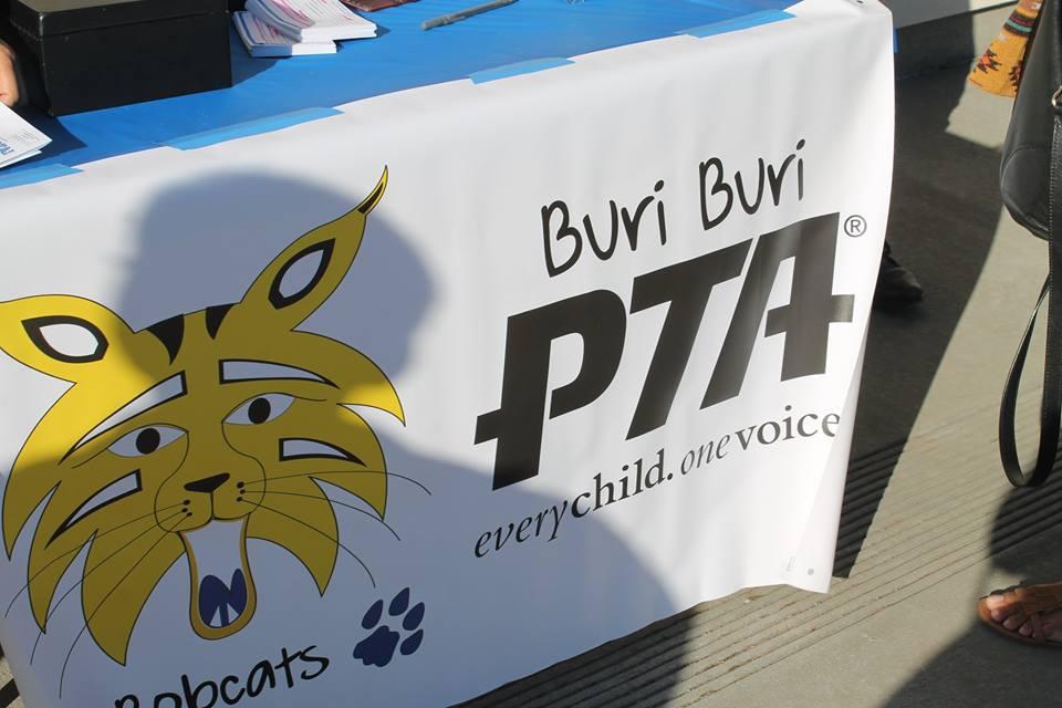 Buri Buri PTA Logo