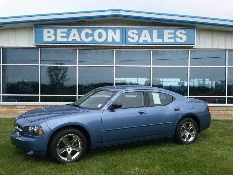 This 2007 Blue Dodge Charger is similar to the one that was stolen from the 500 block of First Lane. Lic #5YUY514