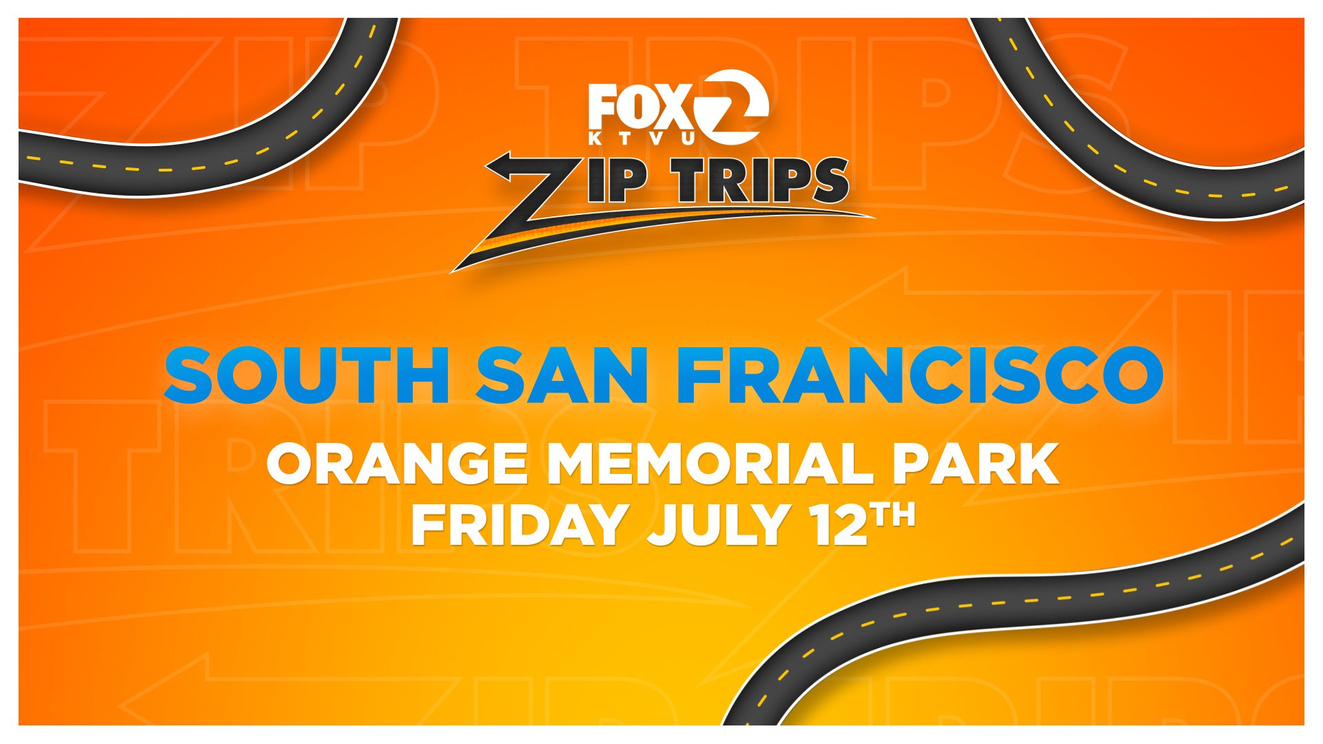 KTVU-TV (Fox 2) is Broadcasting LIVE in South City TOMORROW